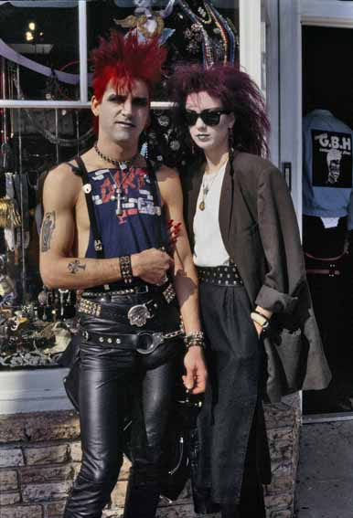 3_Alice Springs_Melrose Avenue_Los Angeles_1984_copyright Alice Springs